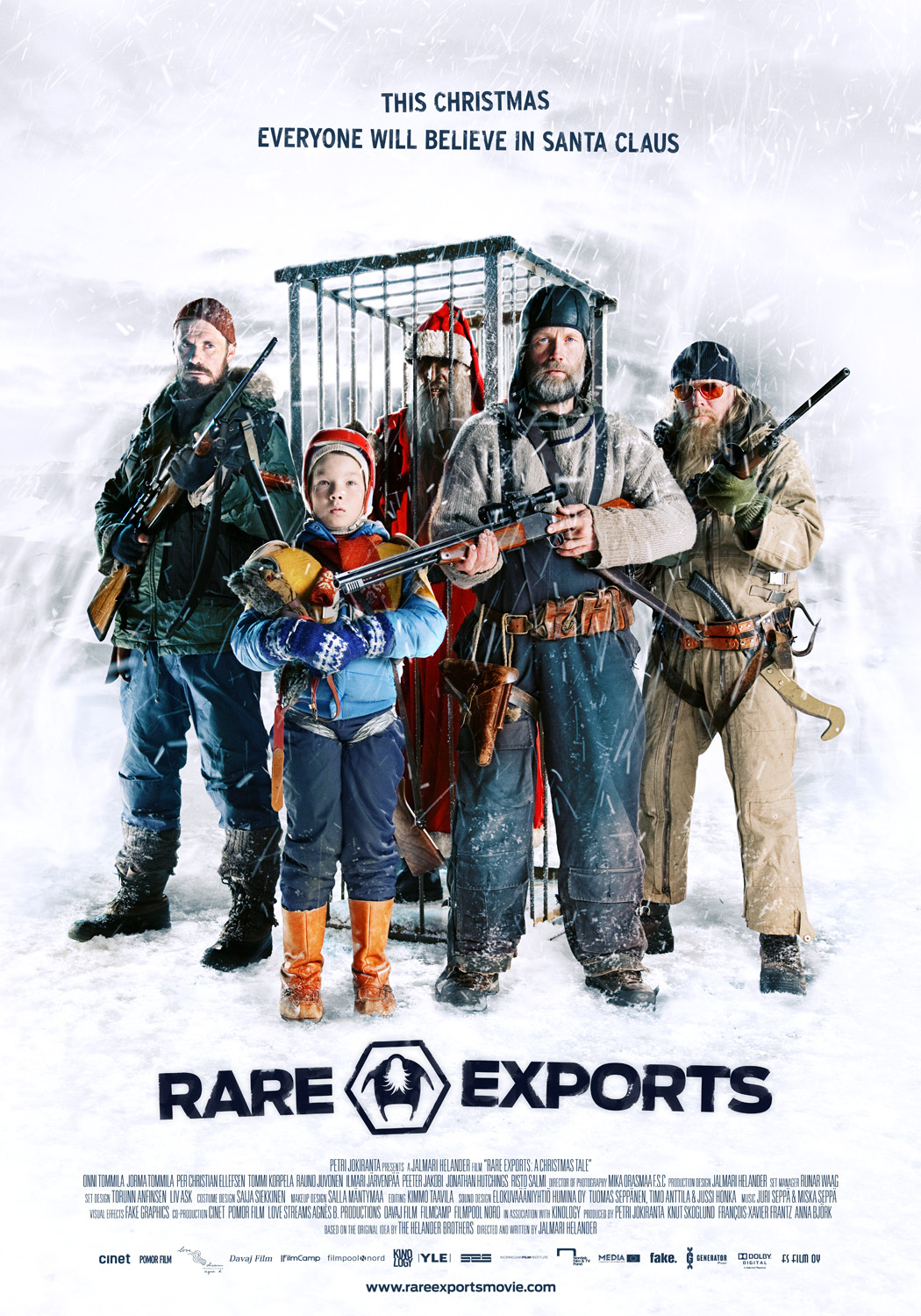 Download the Rare Exports official poster. (600 kB