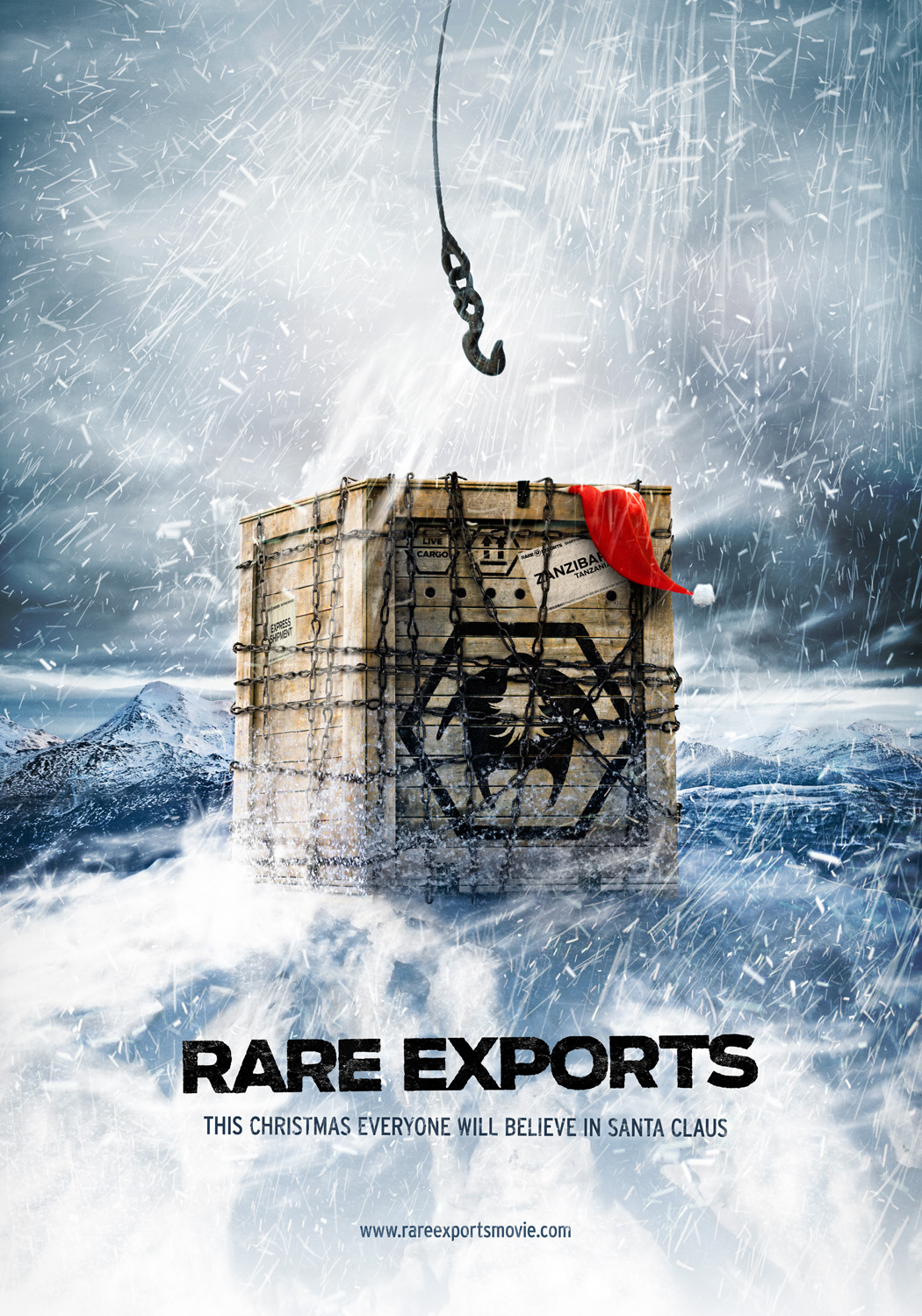 Rare Exports. This Christmas everyone will believe in Santa Claus.